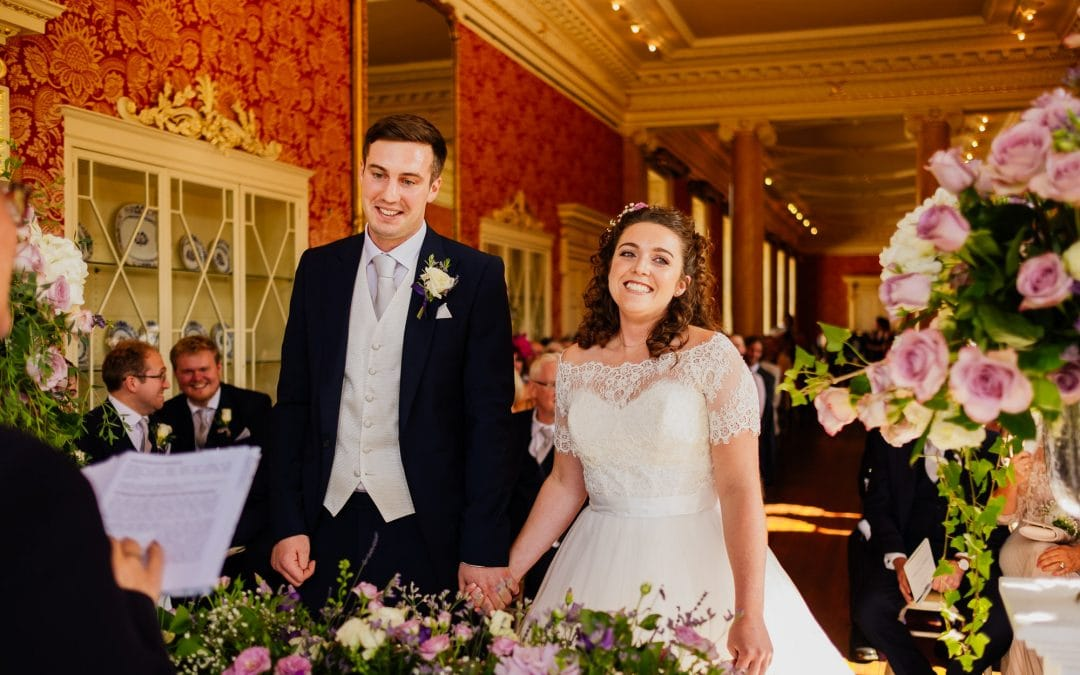 Wentworth Woodhouse Wedding Photography