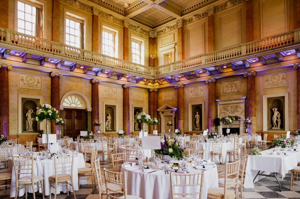 Grade 1 listed venue wedding breakfast