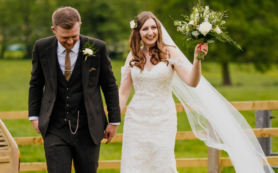 East Keswick Village Hall Wedding
