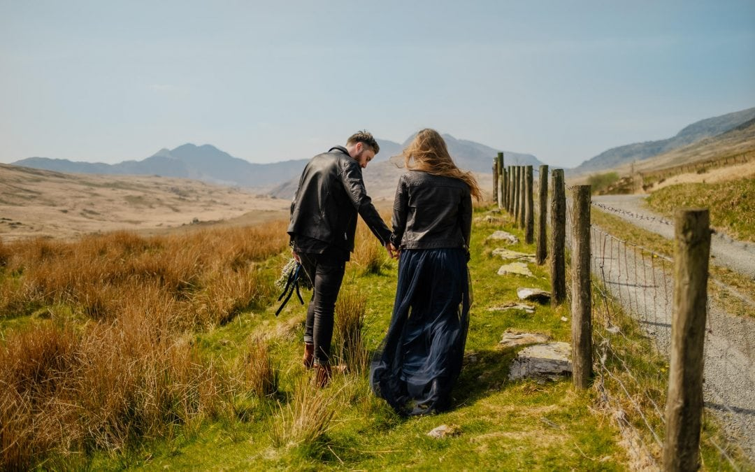 Snowdonia Elopement Wedding Photography
